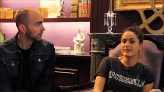 Interview avec Philippe Lacheau, Alice David, Tarek Boudali et Julien Arruti.