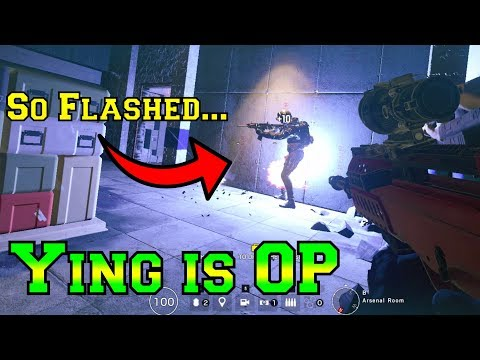 YING IS AMAZING! - Rainbow Six Siege