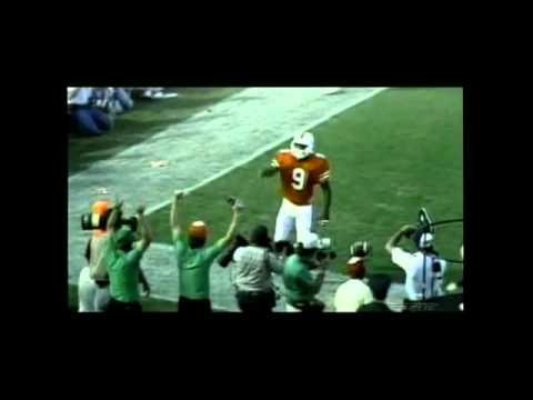 University of Miami Hurricanes Celebrations The U Football