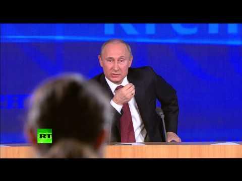 Putin: I know when world will end, not afraid of apocalypse