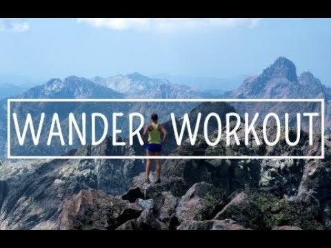 Berghasen Wander-Workout