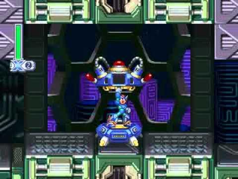 Megaman X4 100% TAS (X) Part 2
