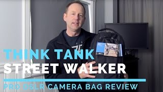 Think Tank Photo StreetWalker Review and Demo - DSLR Camera Bag - Camera Backpack