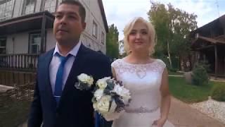 Свадьба Юлии и Андрея 04.08.20187