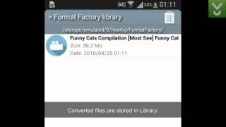 Gambar cover Format Factory - Convert media files on Android - Download Video Previews