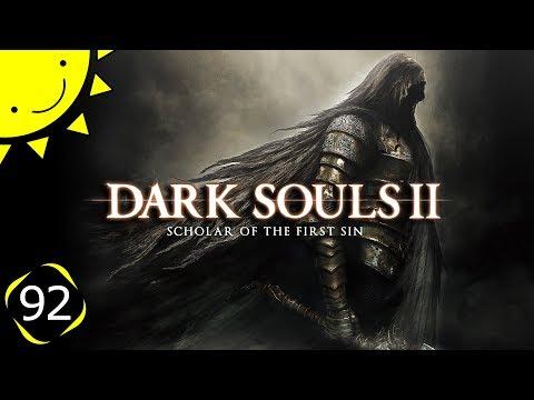 Let's Play Dark Souls 2: SotFS | Part 92 - Elana, The Squalid Queen | Blind Gameplay Walkthrough