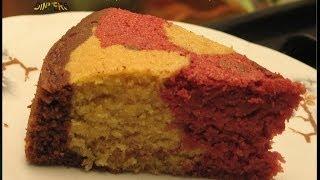 MARBLE CAKE RASPBERRY CHOCOLATE