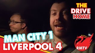 The Drive Home Show | Man City 1 - 4 Liverpool | Uncensored Match Reaction