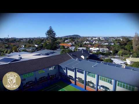 Marist College | Auckland | Drone Flyover