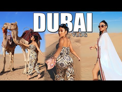 DUBAI VLOG 2019 | A TRIP OF A LIFE TIME