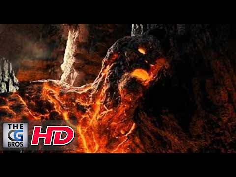 "CGI VFX Breakdowns :  ""Wrath of the Titans: Kronos""  by - Method Studios"