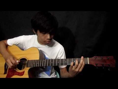 Anong Nangyari Sa Ating Dalawa - Aiza Seguerra (Fingerstyle)
