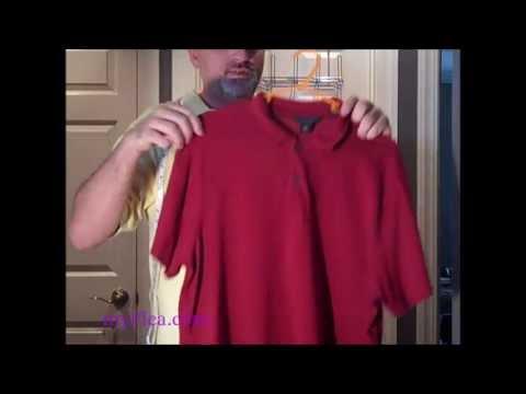 Banana Republic Polo Shirt in Red