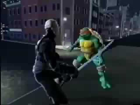 [LOST MEDIA] TMNT CGI Pilot