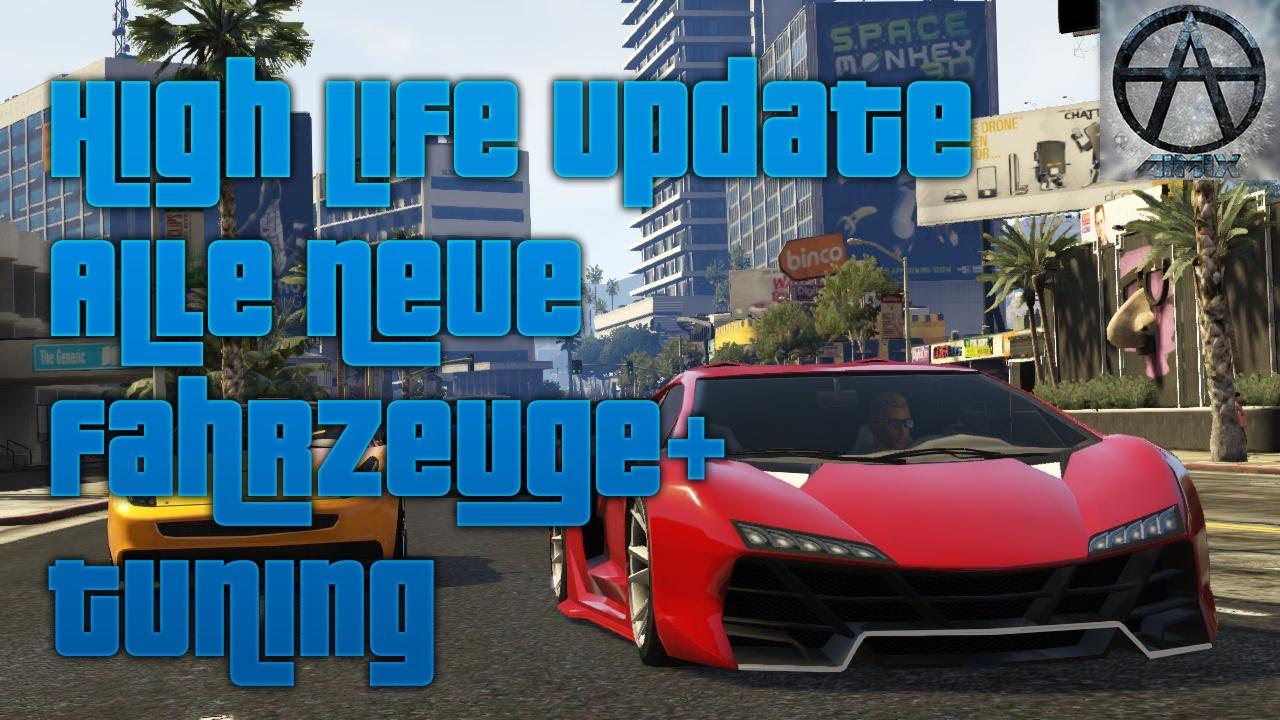 Gta Neue Autos