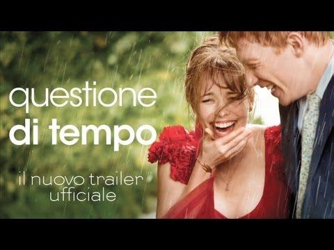 Questione di Tempo - Nuovo trailer italiano ufficiale