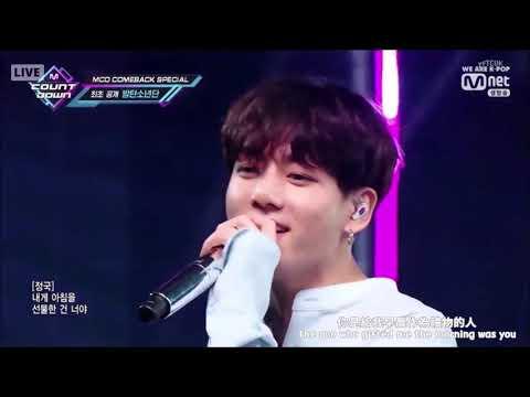 [繁中字/Eng] BTS (防彈少年團) - Make It Right 190418 (Live)