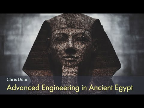 Advanced Engineering in Ancient Egypt with Chris Dunn