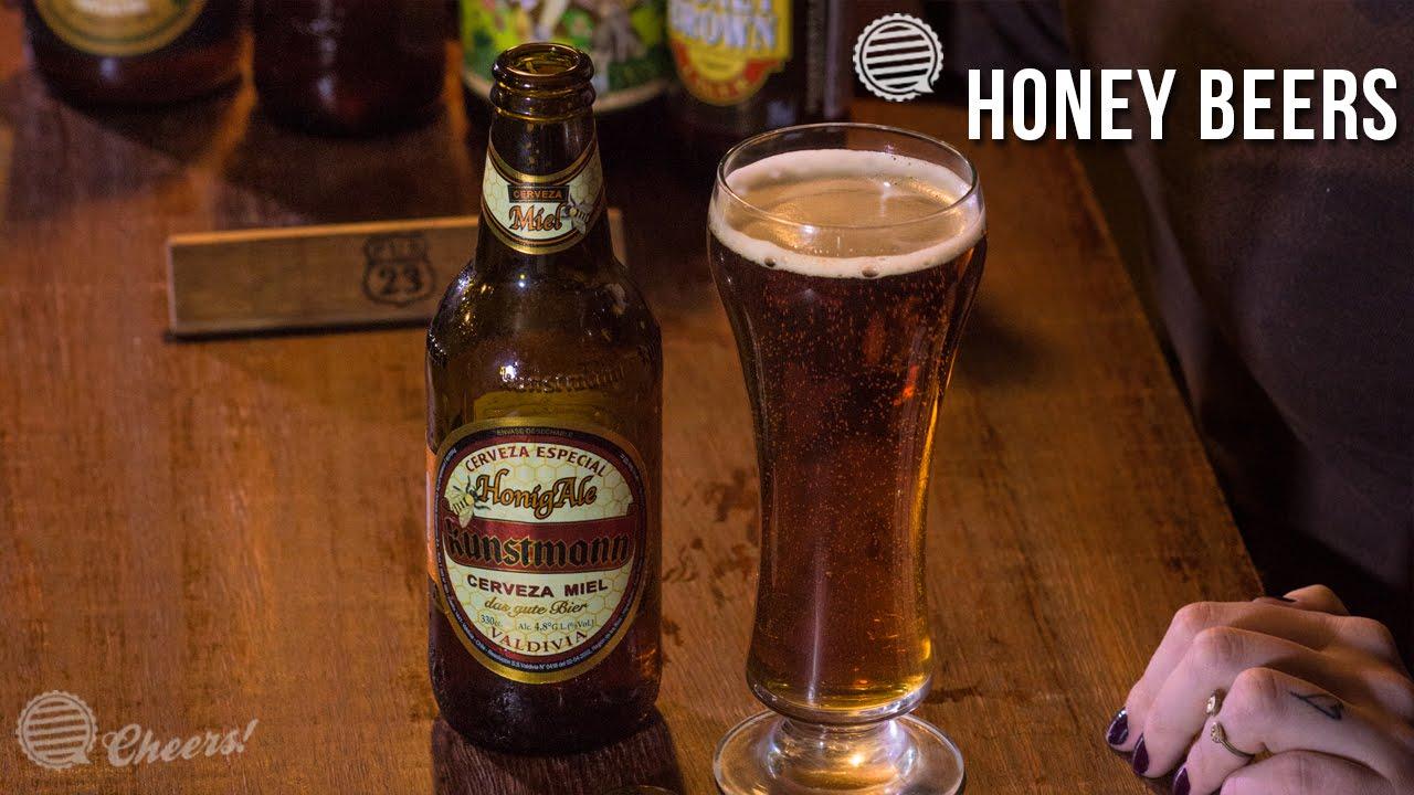 Cheers - #20 - Honey Beers - YouTube