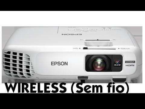 epson powerlite x24 configura o wireless passo a passo youtube rh youtube com Epson PowerLite S3 Epson PowerLite S5 Projector Review