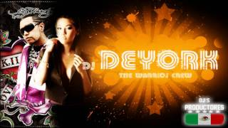 Dj Deyork-Sueltate El Dembow★★★★★ ©Djs Productores Mexico Reggaeton 2011®™
