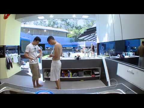 Big Brother Australia 2008 - Day 84 - Daily Show