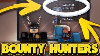 BOUNTY HUNTERS! (ROBLOX Jailbreak)