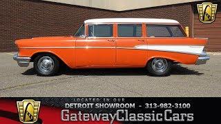 1957 Chevrolet 210 Wagon Stock # 1212-DT