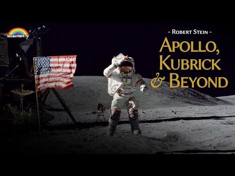 """""""Apollo, Kubrick & Beyond"""" - Robert Stein"""