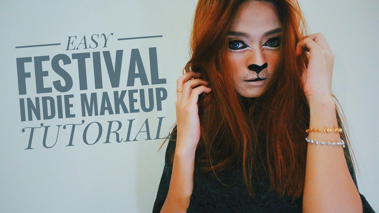 Lion queen makeup tutorial cute character makeup tutorial lion queen makeup tutorial cute character makeup tutorial cohrif baditri Choice Image