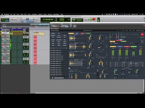 How To Create Robot Footstep Sound Effects Using Weaponiser