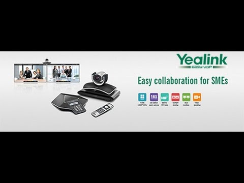 Introducing Yealink's Video Conferencing Solutions