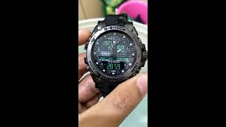 Jam Tangan Pria Murah Anti Air G Shock GS 2395 Casio Sporty GST-8600