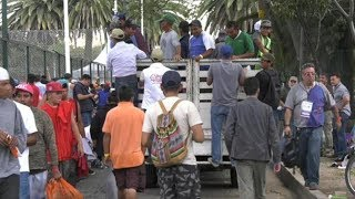 Central American Migrants Face Risk of Going Missing in Mexico