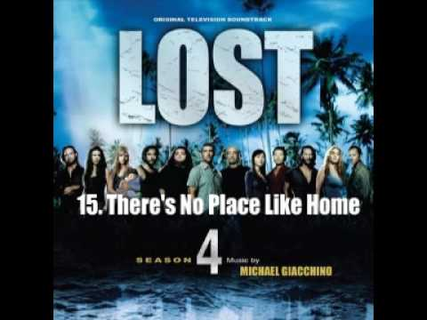 LOST Season 4 OST - 15. There's No Place Like Home