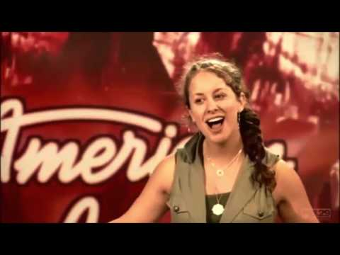 YTP American Idol  Sarah Goldberg  Wants to be Paris Hilton