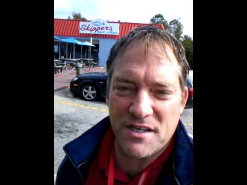 SHOP AND DINE LOCAL (Skippers Fish Fry)video