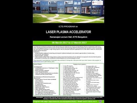Plasma Accelerator by Bob Bingham