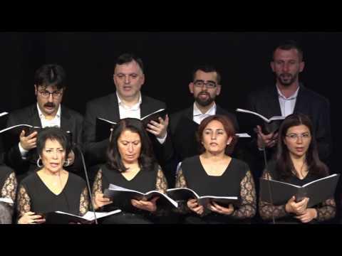 ÜSTAD AHMET HATİPOĞLU KONSERİ  KEPEZ.T.S.M 2016 HÜZZAM,UŞŞAK İLAHİLERLE FİNAL.