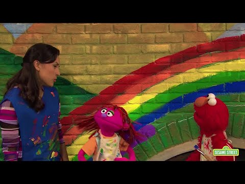 The Morning Breeze - Sesame Street Introduces First Homeless Muppet To Raise Awareness.