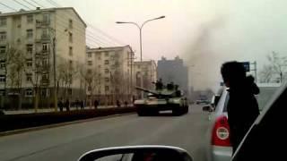 Video PLA Type 99A Tanks rolling along the street download MP3, 3GP, MP4, WEBM, AVI, FLV November 2018