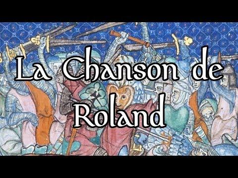 La Chanson de Roland - in 12th Century Old French