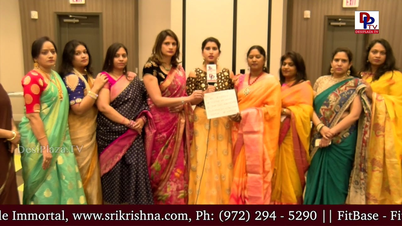 Indian Community women in Dallas asking for Justice for #asifa, Rape victim in India