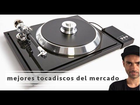 Los Mejores tocadiscos del mercado según VINYL FACTORY