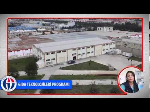 Gaziantep Üniversitesi   Gıda Teknolojisi Programı