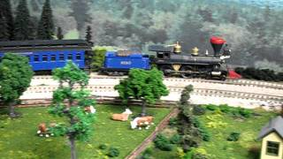 HO Old Time 4-4-0 Fanfare Part I