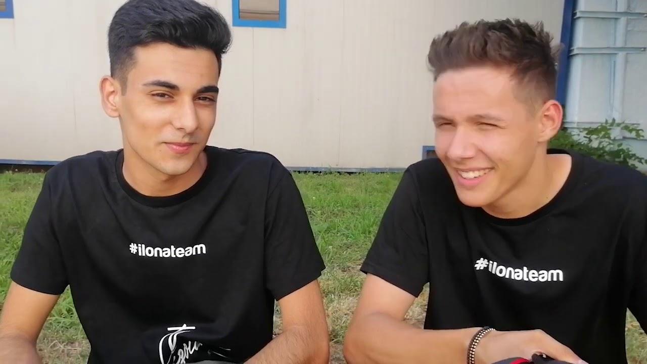 Doi băieți simpatici o vor însoți pe Ilona Brezoianu în culisele X Factor! Tu ce faci vara asta?