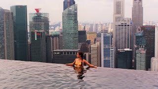 Marina bay Sands hotel | The best hotel in the world | Gardens Bay The Bay