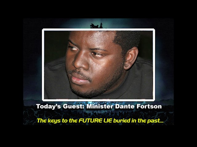 Revolutionary Radio Archive (1/24/11): Nephilim and the End Times with Dante Fortson