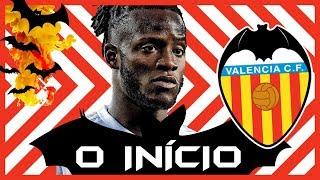 Valencia será MAIOR que o REAL MADRID! O INÍCIO | FIFA 19 - Modo Carreira Valencia #1